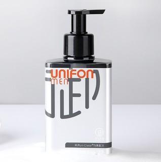 UNIFON MEN 御MEN  去黑头竹炭控油洗面奶 150ml