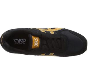 ASICS 亚瑟士 GT-II 中性跑鞋 HN416 黑色 43