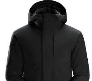 ARC'TERYX 始祖鸟 Magnus Coat 男士软壳外套 黑色 L