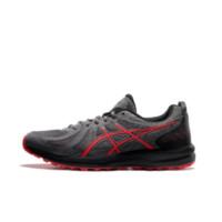 ASICS 亚瑟士  Frequent Trail 男士跑鞋 1011A034 黑/红 42