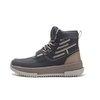 ANTA 安踏 11941806 汤普森系列 男士篮球鞋 碳灰/亚麻灰/二度灰 39