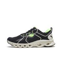 ANTA 安踏 虫洞系列 男士休闲运动鞋 11945582-2 黑/荧光亮绿/象牙白 39