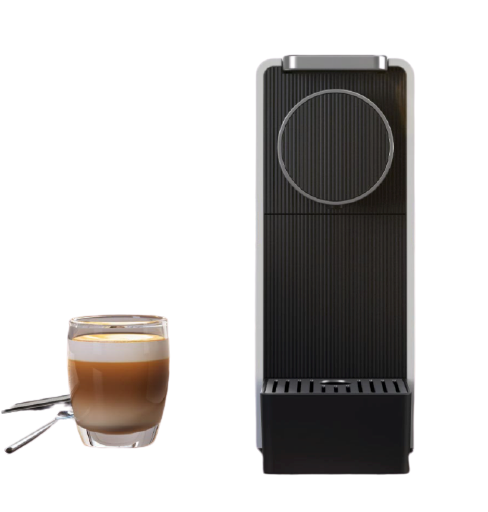 SCISHARE 心想 S1201 胶囊咖啡机mini 黑白