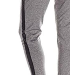 Calvin Klein 卡尔文·克莱 女士运动裤 PF5P7972 灰黑色 L
