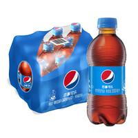 百事可乐 碳酸饮料 300ML*12瓶 可乐型汽水