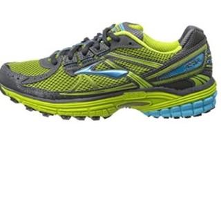 Brooks 布鲁克斯 Adrenaline Asr 10 女士跑鞋 1201411B921 黄蓝褐 35