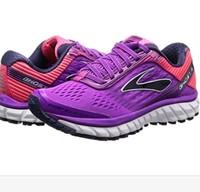 Brooks 布鲁克斯 Ghost 9 女士跑鞋 紫/红 36