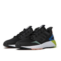 adidas NEO Questar Strike Climacool 男士休闲运动鞋 EG8365 黑色/蓝色 42 *2件