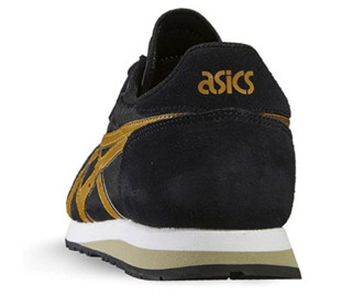 ASICS 亚瑟士 Oc Runner 男士跑鞋 HL517 黑色 37.5