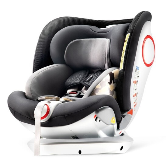 Savile 貓頭鷹 M173A妙轉 兒童安全座椅 0-4-6-7歲  銀河