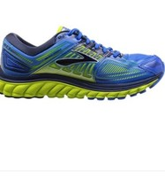 Brooks 布鲁克斯 Glycerin 13 男士跑鞋 1101991D442-120 蓝/黄 46