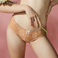 GAINREEL 歌瑞尔 BWM20153 刺绣舒适内裤 s码  *3件