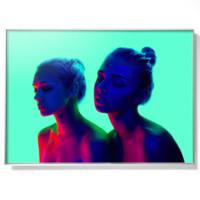 俄罗斯艺术家 Semeniuta Viachaslau《霓虹悦》Neon Pleasure