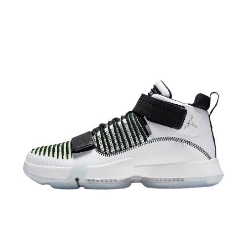 AIR JORDAN Jordan Supreme Elevation PF 男士篮球鞋 CD4330-100 白/黑/粉 43