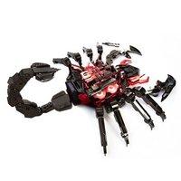 星灵&FUXK联名 机械战蝎 MOD主机性能怪兽(i9 9980XE、双路泰坦、128G、1T*2、1600W)分体水冷私人定制电脑