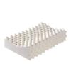 合天享 天然乳胶枕 护颈按摩颗粒款 单只装 58*37*12cm