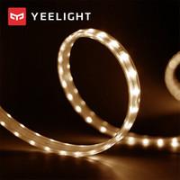 Yeelight智能LED灯带氛围灯带色温可调米家App小爱同学智能音箱控制 1米【无电源控制器】