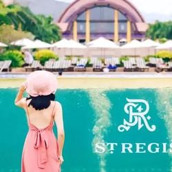 三亚亚龙湾瑞吉度假酒店 高级海景房2晚(含早餐+午/晚餐/下午茶+minibar+旅拍)