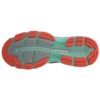 ASICS 亚瑟士 GEL-NIMBUS 19 女士跑鞋 BBC-N19L 浅灰/橙兰 37