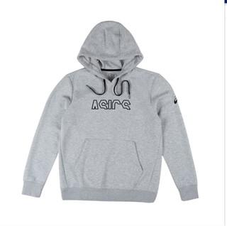 ASICS 亚瑟士 男士运动卫衣/套头衫 2031B625-A 灰色 XS