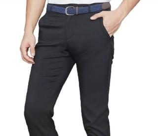 DECATHLON 迪卡侬 男士休闲裤 8329628 黑色 L