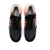 adidas 阿迪达斯 Ultra Boost 19 男士跑鞋 G27516 黑橙/灰 42.5