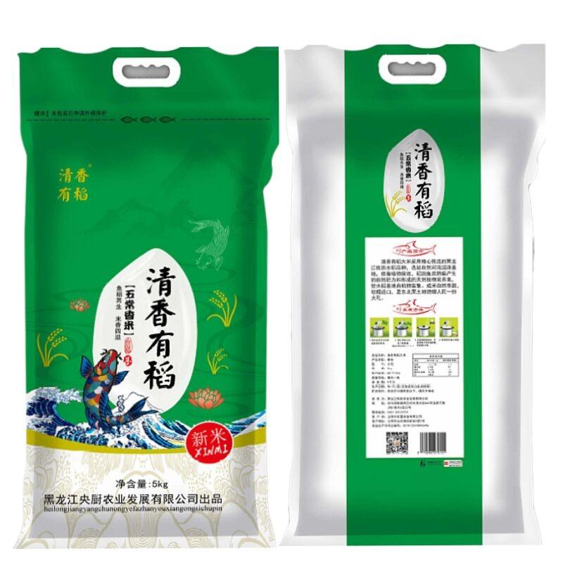 龙响贡 东北五常稻香大米 10斤
