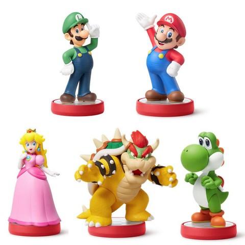 任天堂 Nintendo Switch 国行amiibo游戏互动模型 NS周边配件