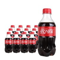 Coca-Cola 可口可乐 300ml*12