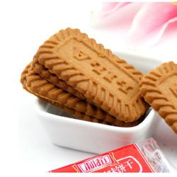 利拉 比利时风味焦糖饼干 400g