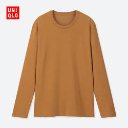UNIQLO 优衣库 418696 男士圆领长袖T恤