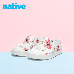Native男童女童鞋 2020春夏新款Jefferson时尚潮鞋EVA凉鞋洞洞鞋