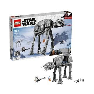 LEGO 乐高 积木星球大战系列 步行机75288益智成人拼插玩具大人拼装