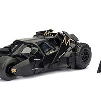 Jada Toys 金属 1:24 2008 蝙蝠侠战车