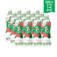 七喜莫7托MOJITO西柚600ml*12瓶