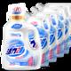 京东PLUS会员:活力28 柔顺护理洗衣液套装 18斤装 21.9元包邮(需用券)