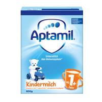 Aptamil 爱他美 婴幼儿配方奶粉 1+段 600g