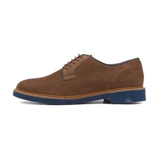 GEOX 健乐士 U820SA00081 男士休闲皮鞋