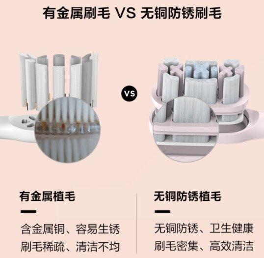每周白一度,告别大黄牙,卖爆55万+的素士X3U电动牙刷了解下!