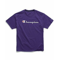 Champion 中性款短袖T恤