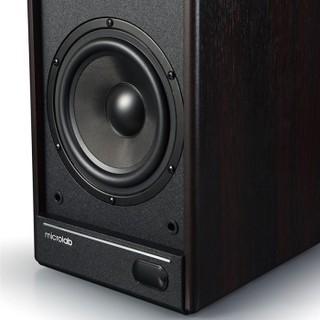 microlab 麦博 SOLO9C 2.0声道 多媒体有源音箱