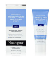 Neutrogena 露得清 Healthy Skin 抗皱晚霜 40g