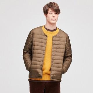 UNIQLO 优衣库 419996  男士高级轻型羽绒夹克