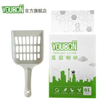 youbon 御邦 豆腐猫砂 水蜜桃 6L