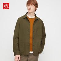 UNIQLO 优衣库 428991 男装水洗茄克外套