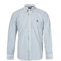 圣大保罗 PS13WH030P6 男款衬衫
