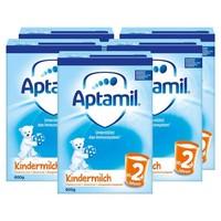 Aptamil 爱他美 Pronutra 婴幼儿奶粉 2+段 600g 5盒