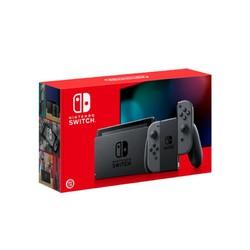 Nintendo 任天堂 Switch日版主机 续航增强版 灰色