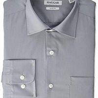 Haggar 男式纽扣衬衫