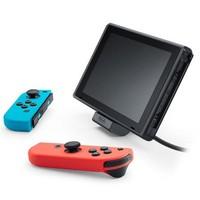 任天堂(Nintendo)Switch NS掌上游戏机 红蓝手柄 长续航